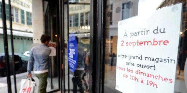 Travailler le dimanche : 56% des Français sont contre, sauf