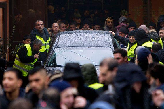 PHOTOS. Attentats de Copenhague: 500 personnes à l'enterrement du