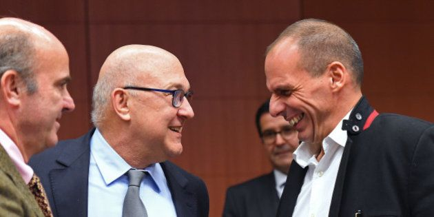 Eurogroupe: accord entre la zone euro et Athènes sur la prolongation de l'aide financière à la