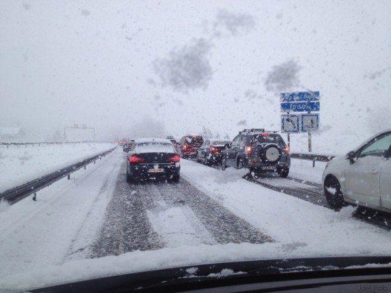 Prévisions de circulation: un samedi noir sur les routes en Rhône-Alpes, l'accès aux stations de ski