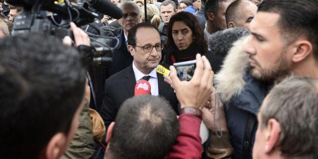 Après le 49-3, François Hollande appelle la majorité gouvernementale à la