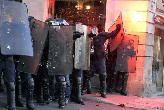 Violences policières et ZAD : manifestations tendues à Nantes et Toulouse, près de 30 interpellations...