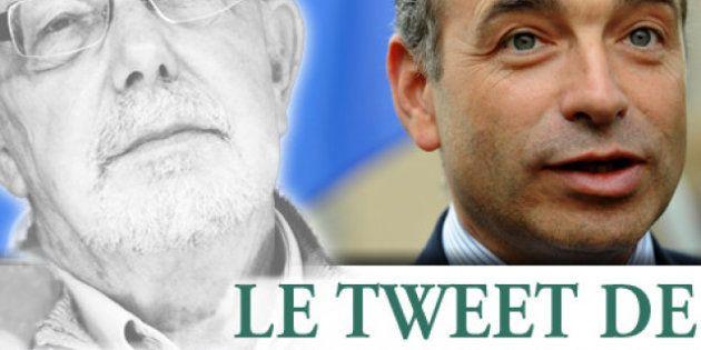 Le tweet de Jean-François Kahn - Jean-François Copé-Harlem Désir, un duo qui ridiculise la