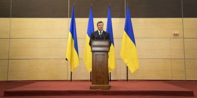 Viktor Ianoukovitch :