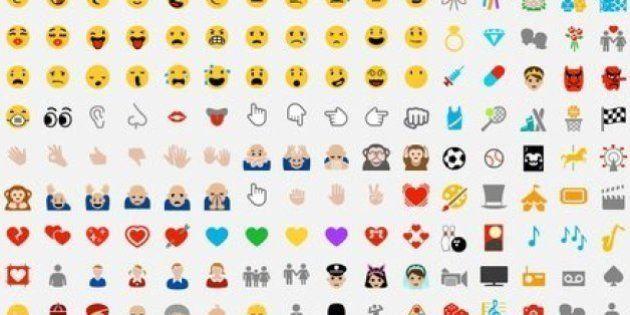 Windows 10 sera le premier (et le seul) à intégrer un emoji