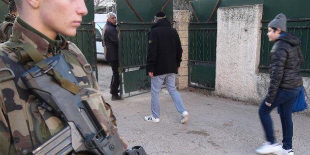Le Consistoire israélite de Marseille
