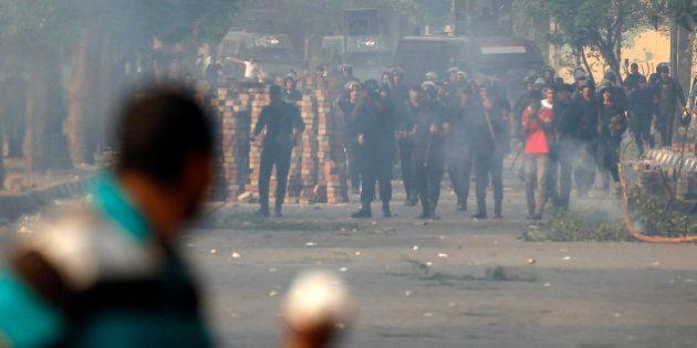 Manifestations en Égypte : au moins 50 morts dans des heurts entre islamistes et