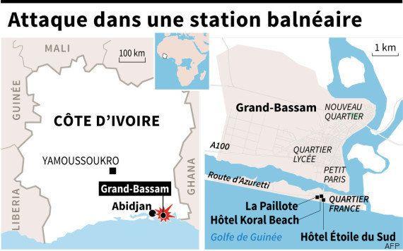 Attaque terroriste: pourquoi en Côte d'Ivoire, pourquoi à Grand-Bassam, et pourquoi c'est la France qui...