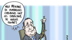 Hollande à la télé peut-il rassurer les