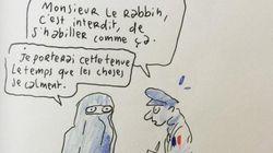 L'appel à enlever la kippa à Marseille a bien inspiré Joann
