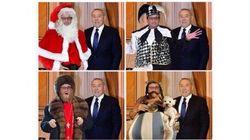La photo culte de Hollande détournée par les
