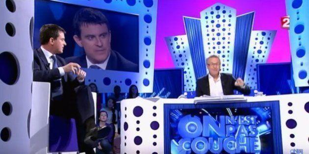 Manuel Valls premier premier ministre invité d'On n'est pas