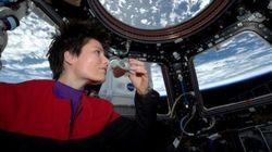 Cette astronaute a dégusté le premier café spatial de