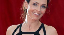 Adeline Blondieau, l'ex-femme de Johnny remporte une première victoire