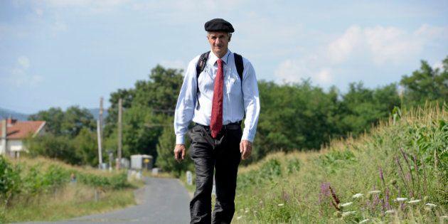 Jean Lassalle, le député qui marche, est candidat à la