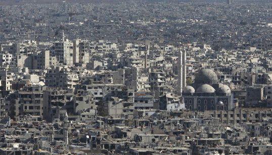 5 graphiques pour comprendre la situation en Syrie, 5 ans après le début de la