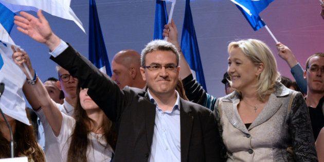 Aymeric Chauprade, l'ex-frondeur du FN, lance un nouveau parti politique,