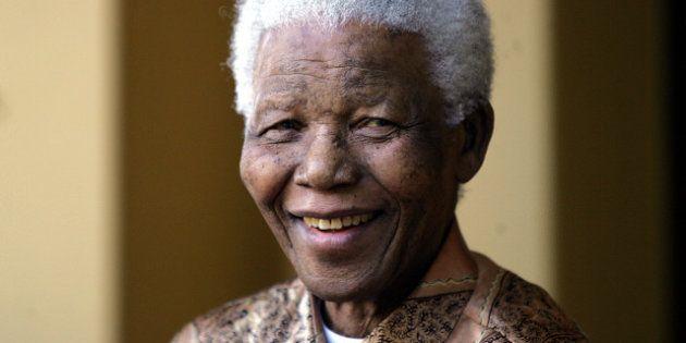 Nelson Mandela, icône de la réconciliation, est