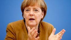 Merkel juge insuffisantes les réformes en