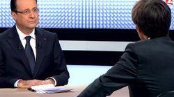 Revivez l'interview télévisée de François