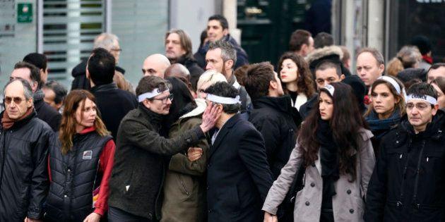 PHOTOS. Charlie Hebdo: ceux qui font l'hebdomadaire après la mort de ses principales