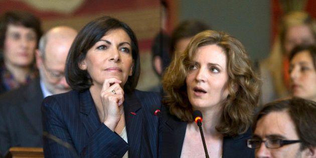 Anne Hidalgo veut la fin du diesel à Paris pour 2020 et des zones piétonnes semblables à celles proposées...
