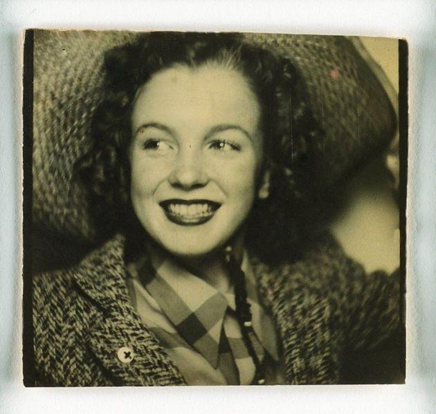 PHOTO. Avant d'être Marilyn Monroe, Norma Jeane Baker a pris un