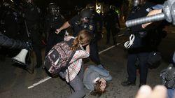 États-Unis: une manif contre les bavures policières