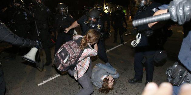 États-Unis: les manifestations contre les violences policières se poursuivent, l'une d'elle