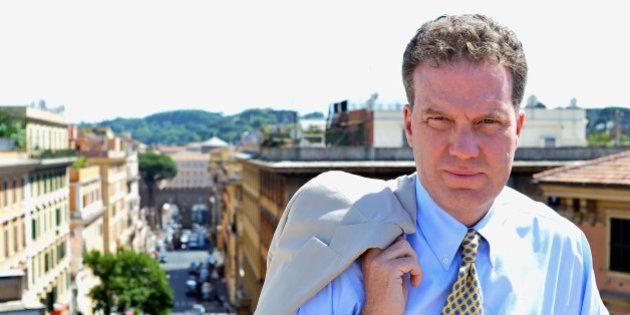 Greg Burke : le compte twitter du pape, c'est