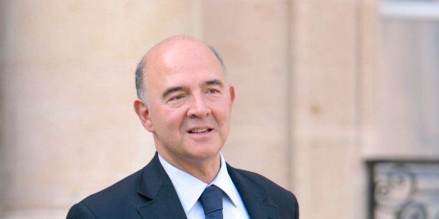 Pierre Moscovici: le gouvernement renonce à la taxe de l'excédent brut d'exploitation des entreprises...
