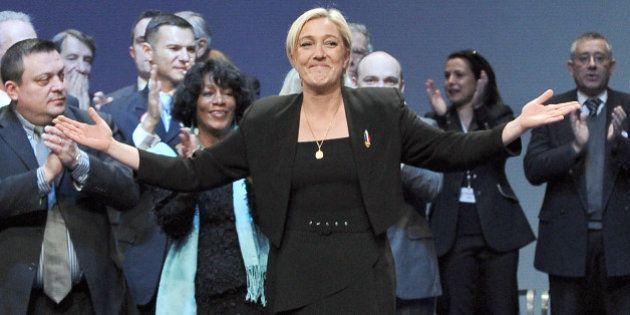 Partielle à Brignoles: le FN en tête avec 40% des voix dès le premier tour de la