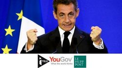Sarkozy personnalité politique la moins aimée (après Jean-Marie Le