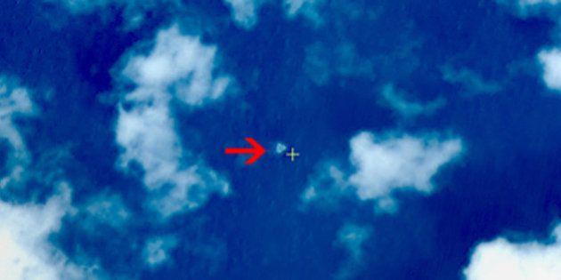 Boeing disparu: pas de débris dans la zone indiquée par le satellite