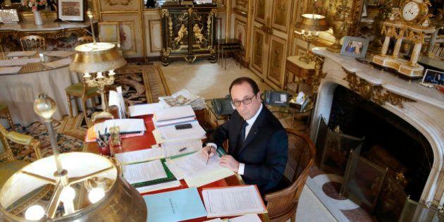 Election de François Hollande: trois ans après, le film de