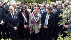 Une nouvelle stèle en mémoire d'Ilan Halimi dévoilée à