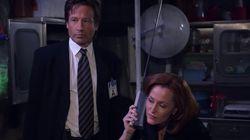 Si Mulder et Scully étaient restés coincés dans les années