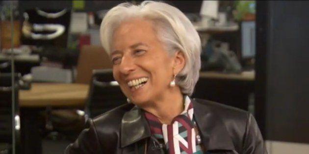 VIDEO. Christine Lagarde présidente en 2017?