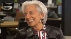 Christine Lagarde présidente en 2017?