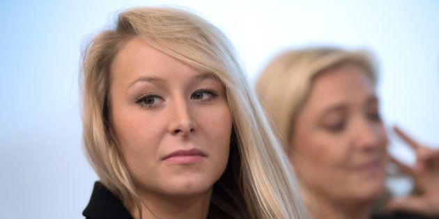 Marion Maréchal Le Pen s'en prend au président du Crif après ses propos sur les