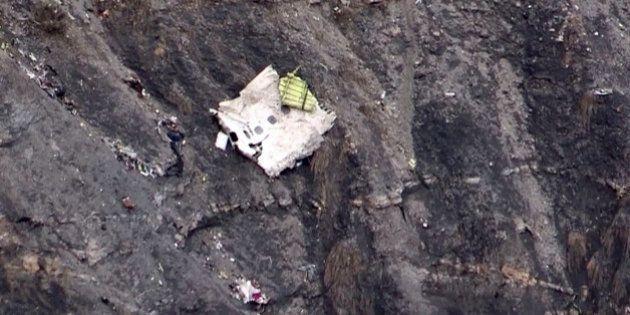 Les dernières minutes du vol de l'A320 de la Germanwings révélées par le