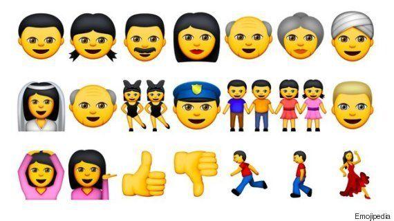 PHOTOS. Les nouveaux emoji d'Apple s'ouvrent à la