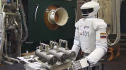 Le cosmonaute de