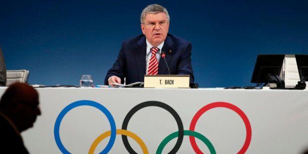 Jeux olympiques: le CIO autorise les candidatures jointes de villes ou de
