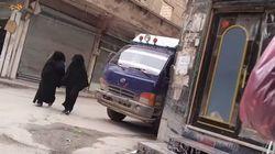 Des images terrifiantes tournées à Raqqa, le fief de l'État