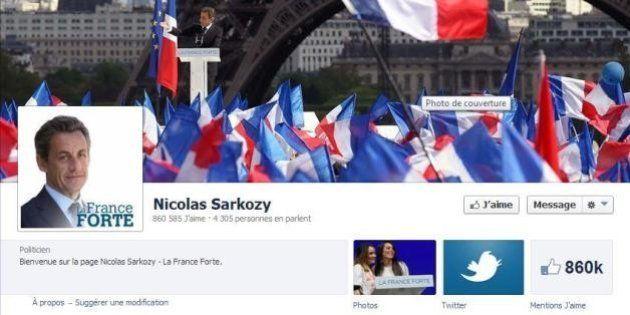 Affaire Bettencourt: Nicolas Sarkozy règle ses comptes sur Facebook après son