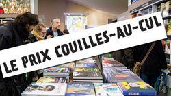 Une femme recevra un prix Couilles-au-cul à Angoulême cette