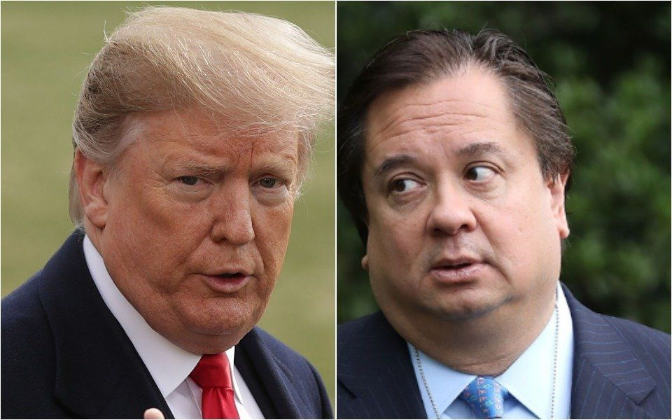 George Conway Reveals Why Trump 'Couldn't Be Allowed' To Talk To