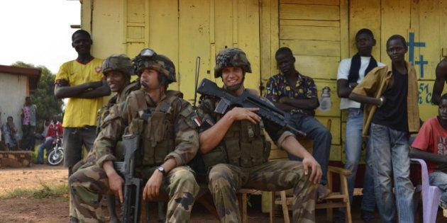 PHOTOS. Centrafrique: le récit de l'opération Sangaris, un mois après son