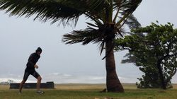 La Réunion, Bretagne : catastrophe naturelle mode
